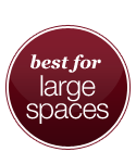 Top Pick for Large Spaces