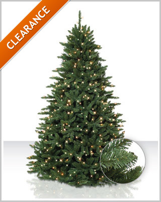 Eastern Spruce Artificial Christmas Tree