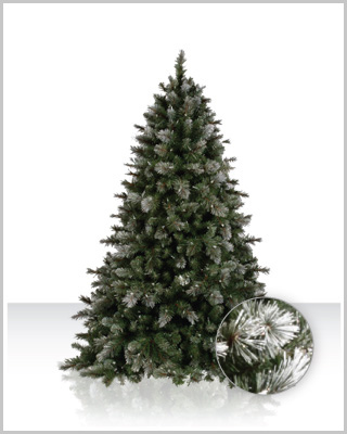 Misty Meadow Pine Artificial Christmas Tree