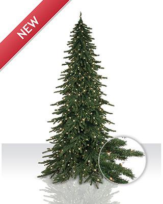 Timberline Slim Pine Artificial Christmas Tree   Christmas Tree Market