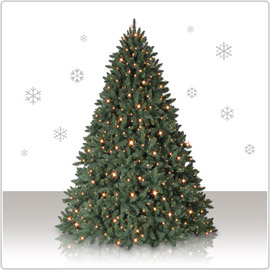 King Mountain Pine Artificial Christmas Tree