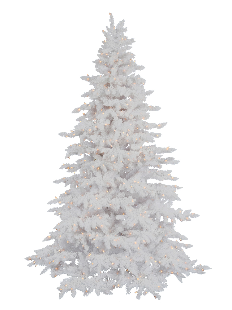 White Artificial Christmas Trees Sale - Seebyseeing