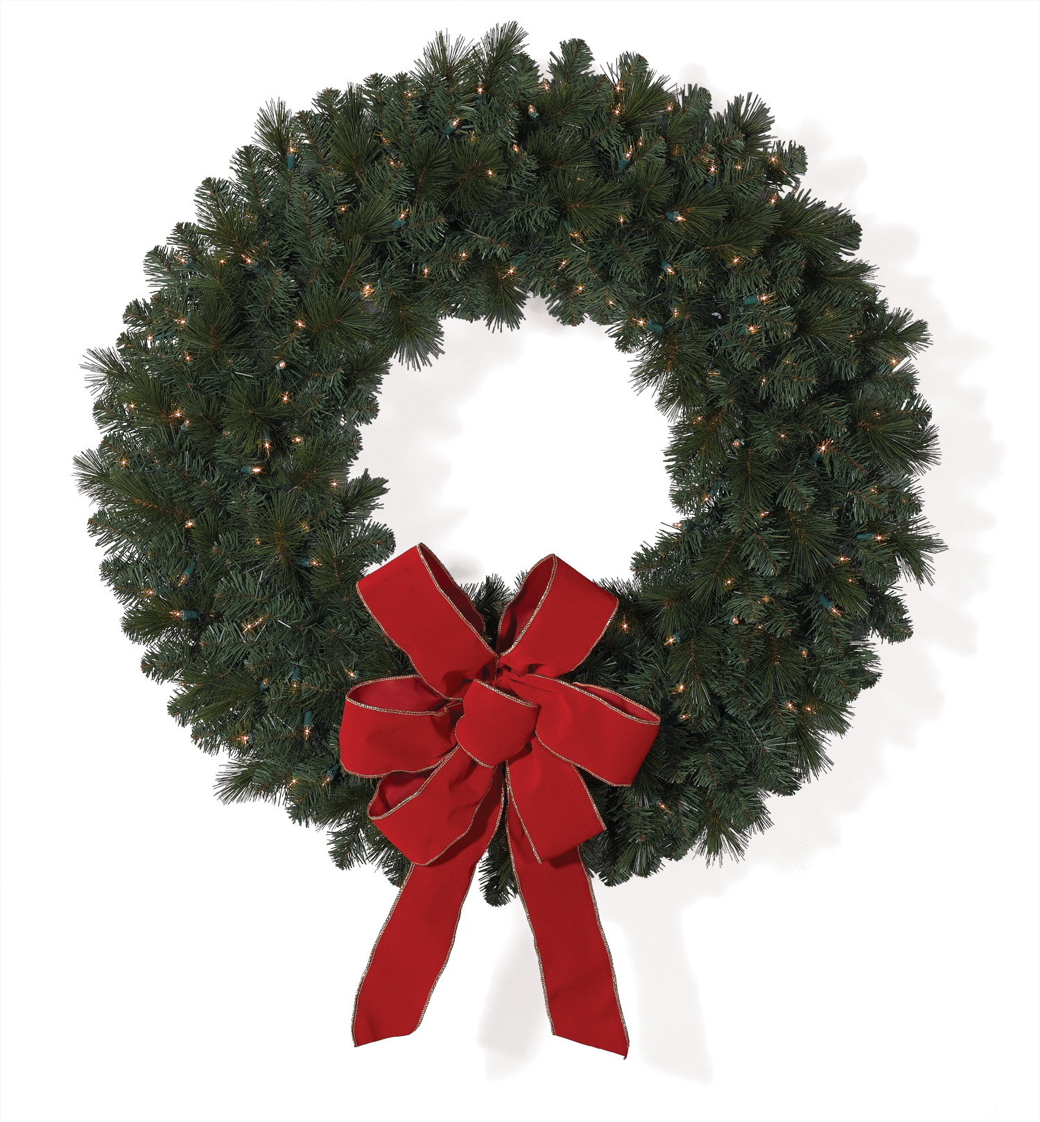 Mountain Mixed Pine Wreath
