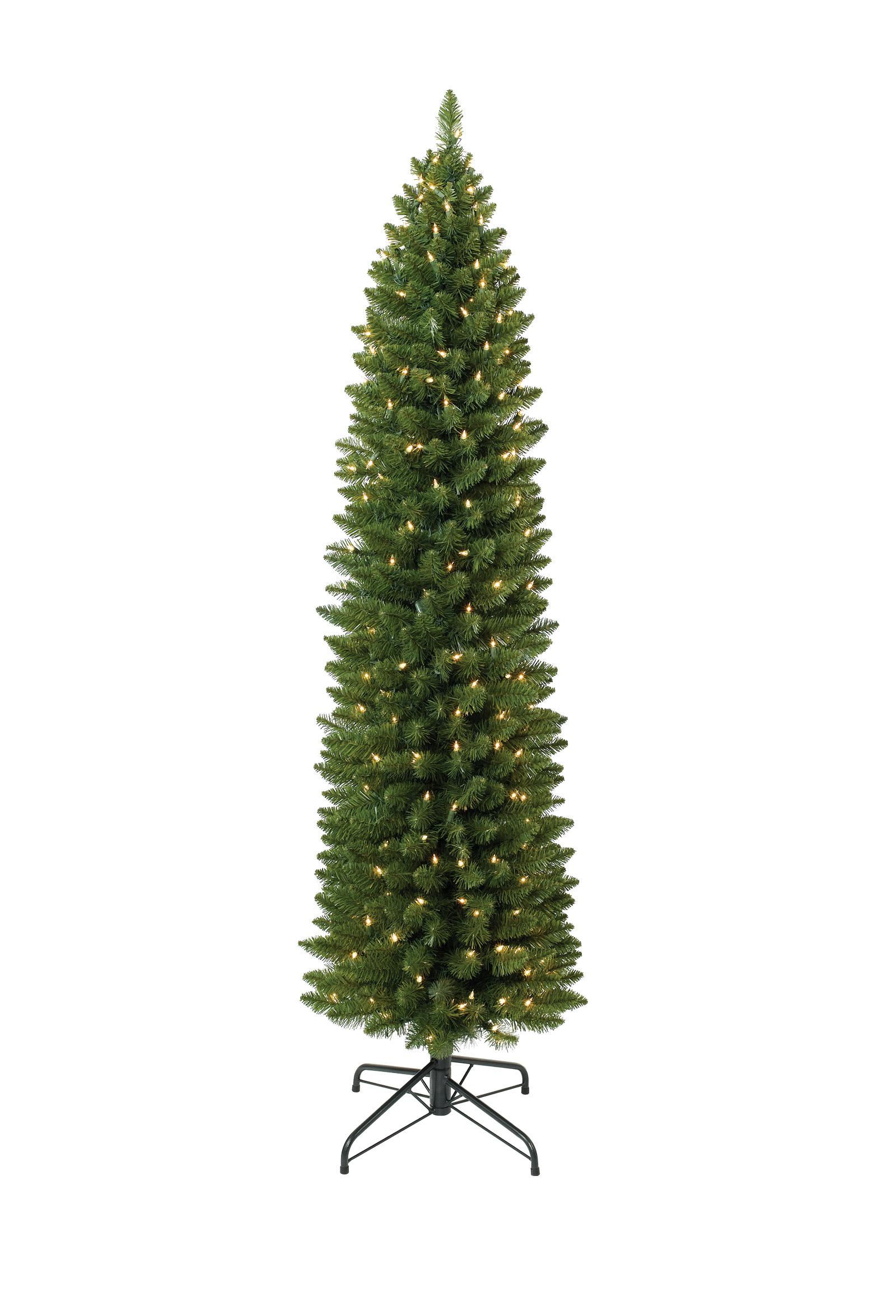 Slim Ticonderoga Pencil Christmas Trees - Christmas Tree Market
