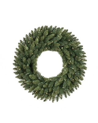 4pk 26in Balsam Spruce LED Wreath and Garland