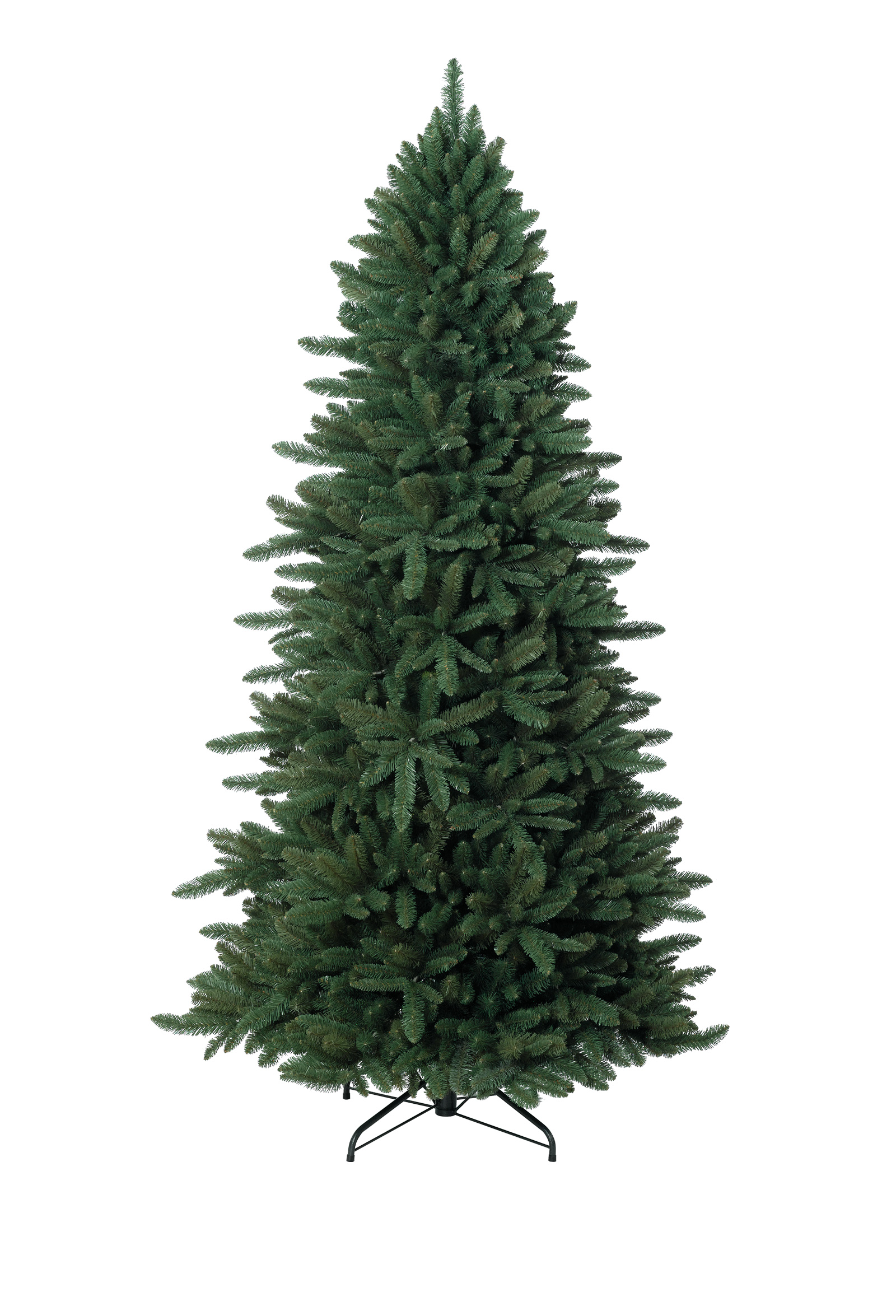 6 ft Sierra Slim Unlit Christmas Tree | Christmas Tree Market