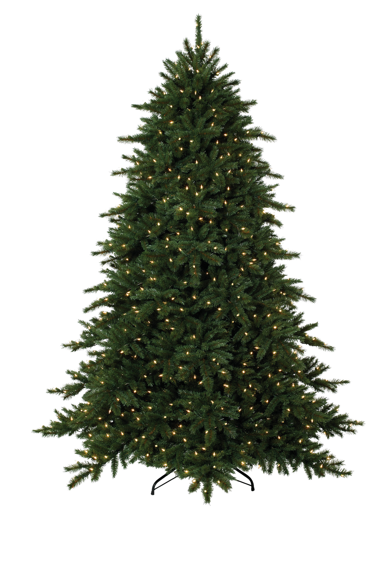 9 foot pre lit alaksan grand fir artificial christmas tree - 9 Foot Christmas Tree