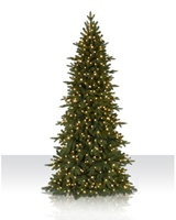 900 clear lights - 12 Foot Christmas Tree