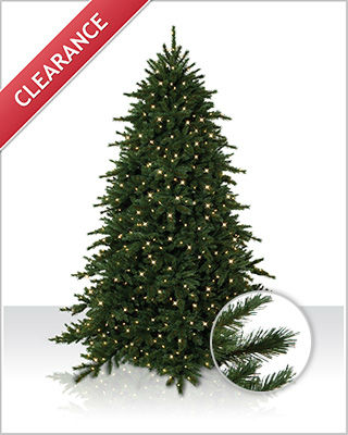 Alaskan Grand Fir Artificial Christmas Tree