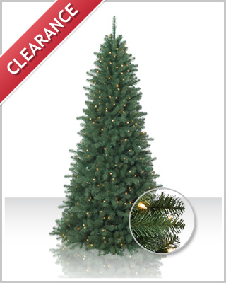 Emerald Fir Artificial Christmas Tree