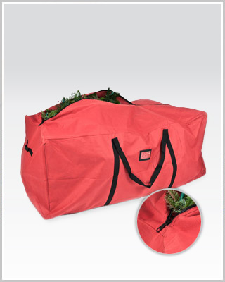 Santa's Christmas Tree Storage Bag